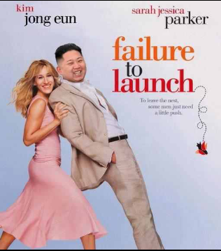 failure to launch....